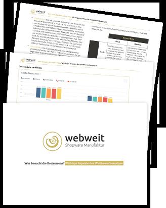 Whitepaper: E-Commerce Wettbewerbsanalyse