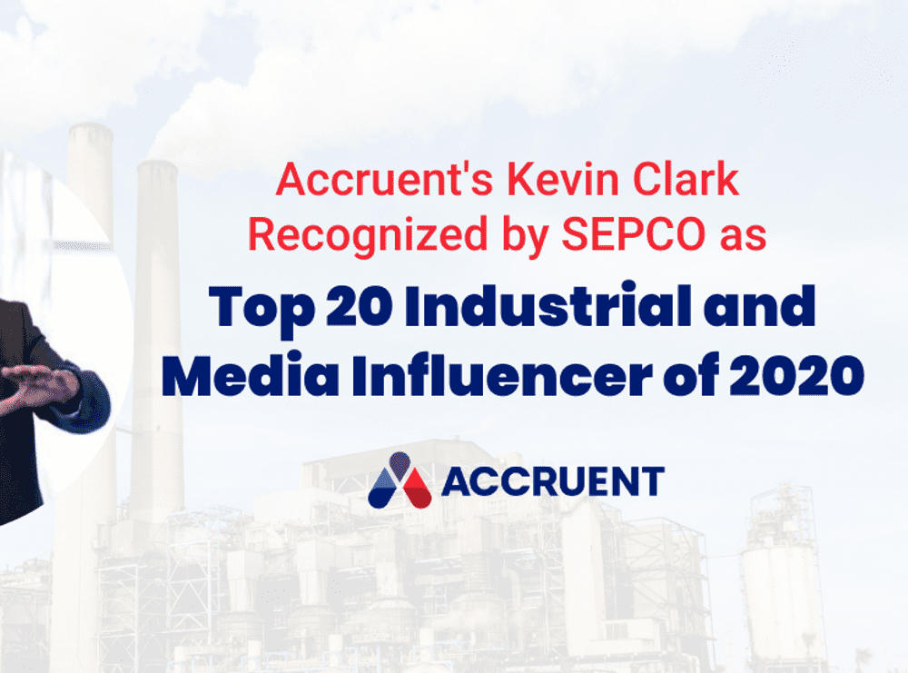 Accruent - Resources - Blog Entries - Kevin Clark Recognized by SEPCO as Top 20 Industrial and Media Influencer of 2020 - Hero