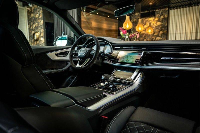 Audi Q8 60 TFSI e quattro Competition | Audi Exclusive | Massage | Head up | Leder Valcano | Tour | City | 360 | Nachtzicht | Pano| Soft afbeelding 21