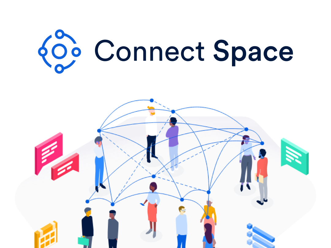 Connect Space Branding