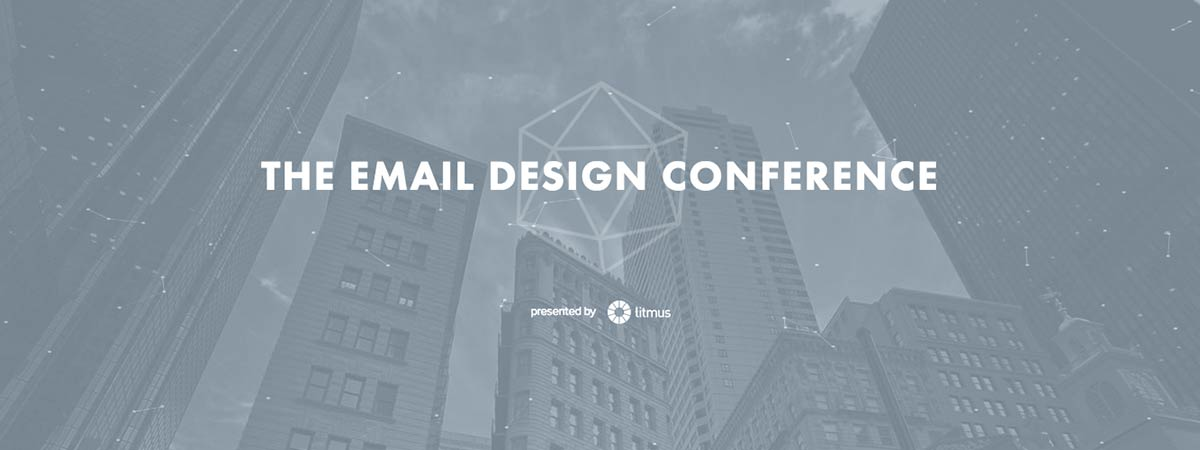The Email Design Conference 2014 artwork