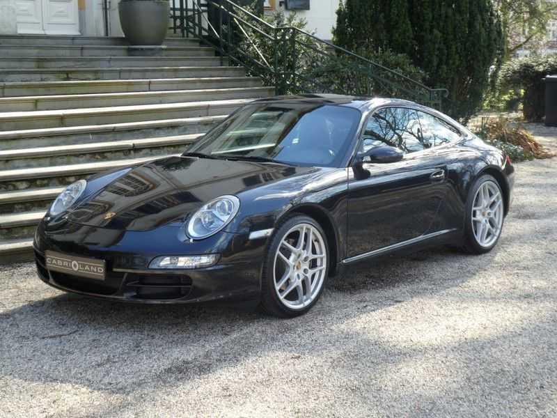 Porsche 911 3.6 Coupé Carrera afbeelding 10