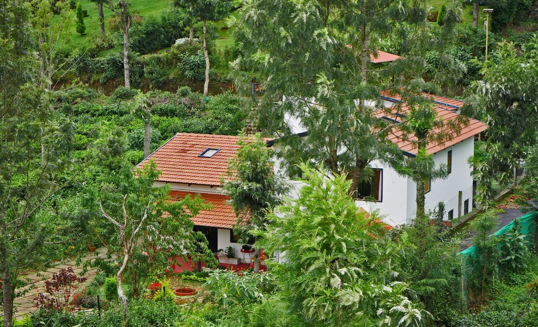 A cottage at Sua Serenitea located in Coonoor