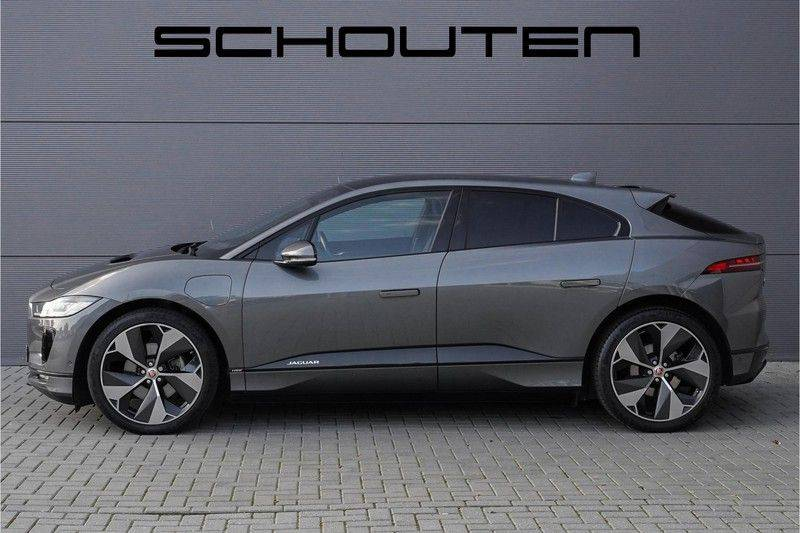 """Jaguar I-PACE EV400 First Ed Pano Luchtvering Meridian 22"""" afbeelding 8"""