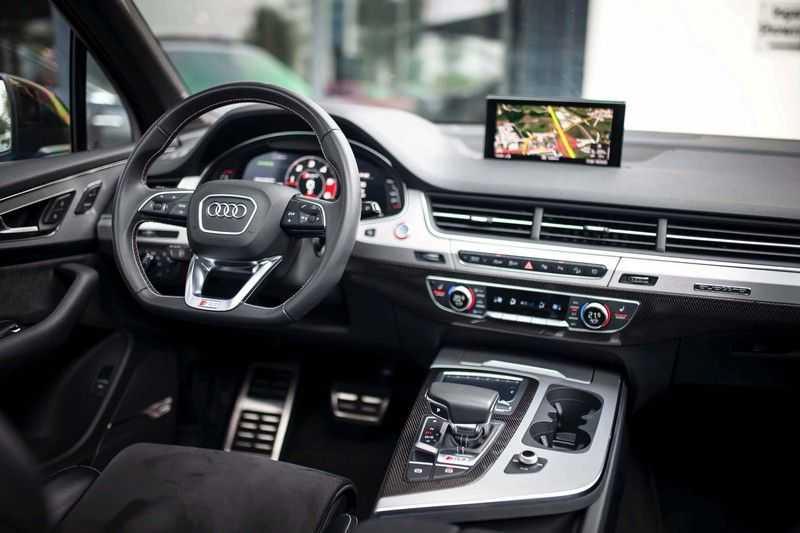 Audi SQ7 4.0 TDI Quattro *4 Wielbesturing / HUD / BOSE / Pano / 360 Camera / Nachtzicht* afbeelding 9