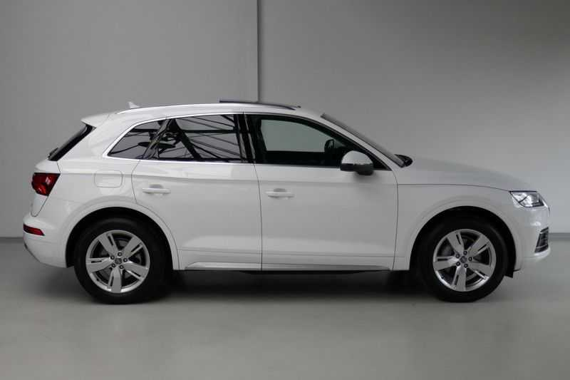 Audi Q5 2.0 TFSI quattro Design Luchtvering - Trekhaak - Virtual display afbeelding 22