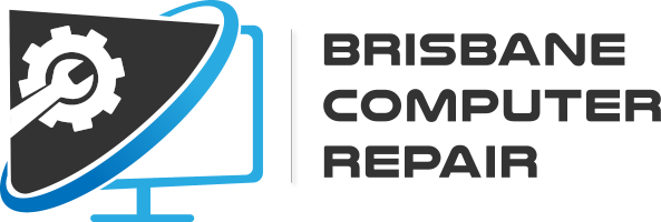 Brisbane Computer Repair Logo