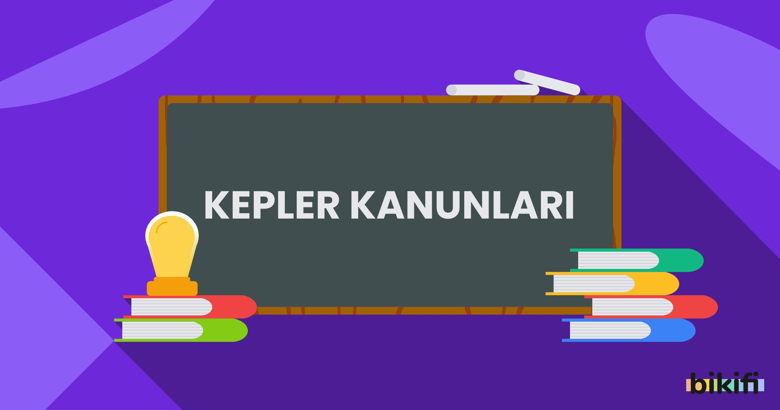 Kepler Kanunları