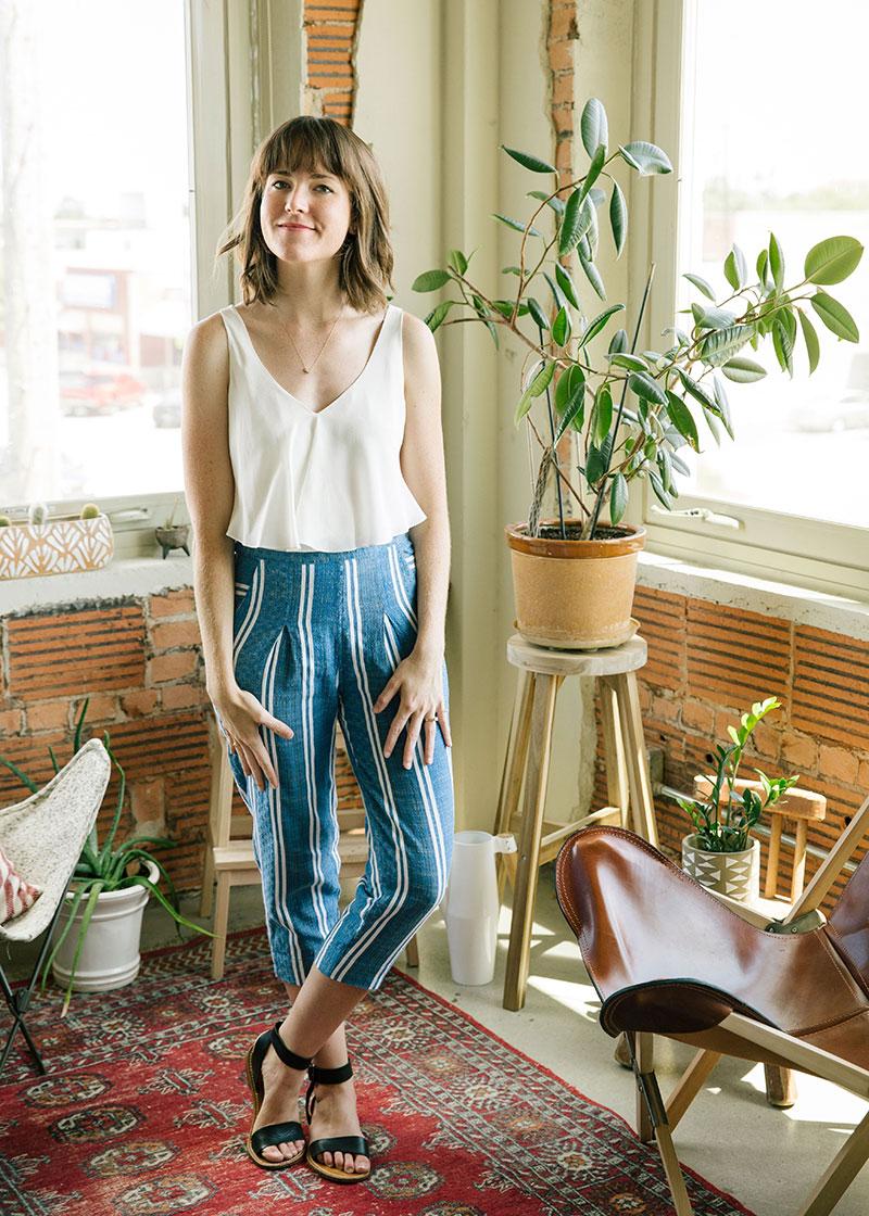 Kelsey Foster Portrait