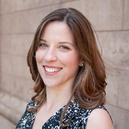 Headshot of Danielle Strachman