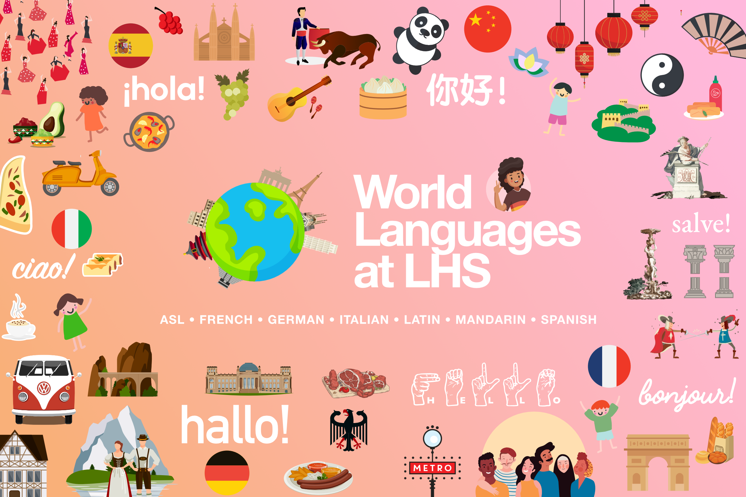 World Languages at LHS