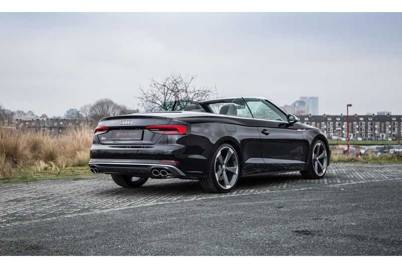 Audi A5 Cabriolet 3.0 TFSI S5 quattro | 354PK | Hoofdruimte verwarming | Trekhaak | Virtual Cockpit | Matrix LED | Camera afbeelding 10