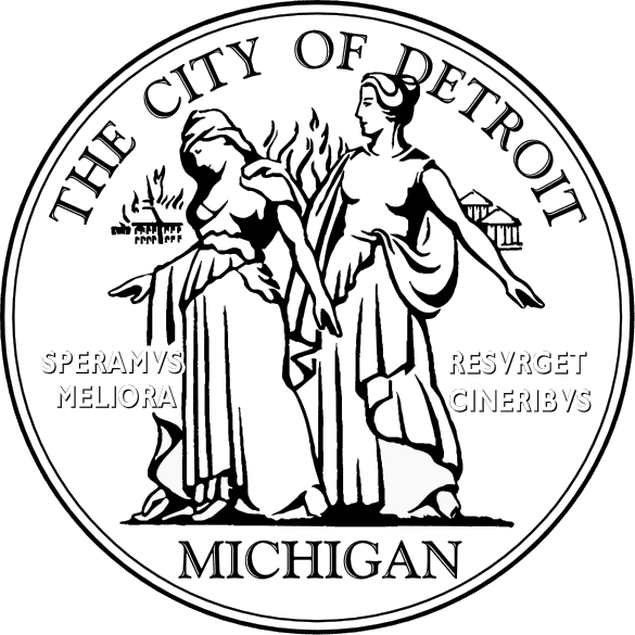 logo of City of Detroit