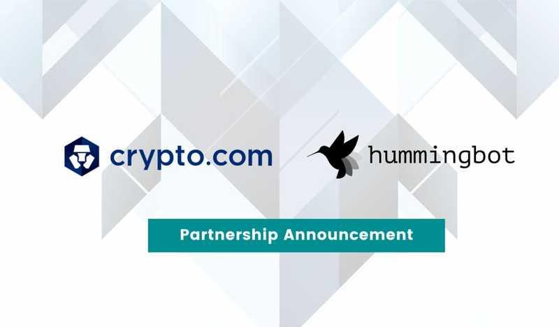 Hummingbot partners with Crypto.com
