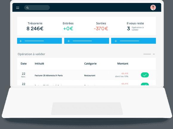 Application de comptabilité en ligne pas cher