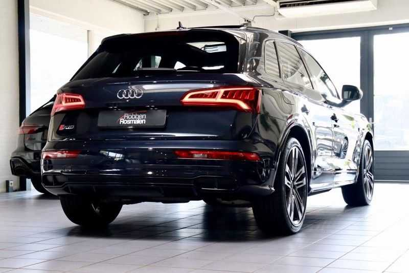 Audi SQ5 3.0 TFSI Quattro Pro Line Plus Acc|RS stoelen|HUD|Pano|VOL afbeelding 9