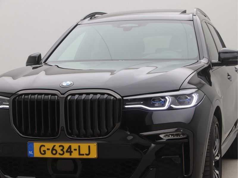 BMW X7 xDrive 40i High Executive M-Sport afbeelding 3