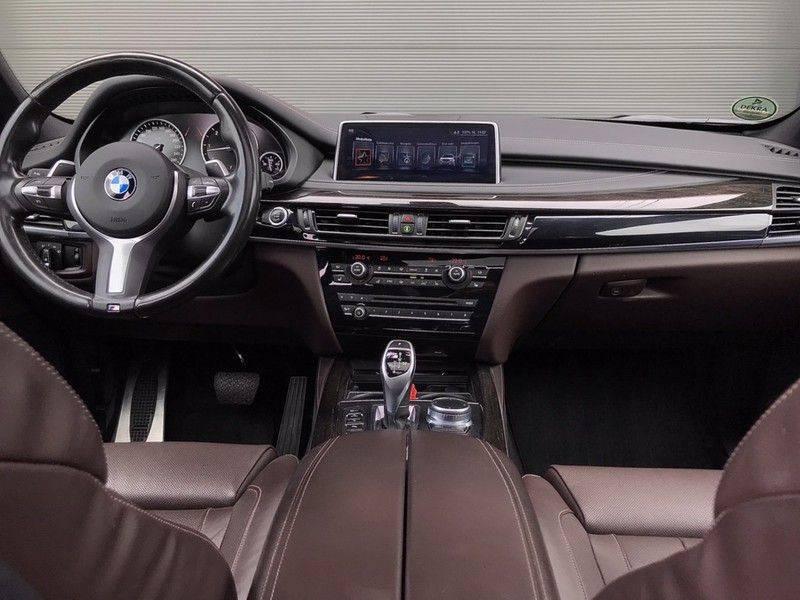 BMW X5 M50D M-Sport, 381PK, Pano, Harman/Kardon, 360* Camera, Soft-Close, Head-Up, Lane Assist, LMV'20 BTW! afbeelding 10