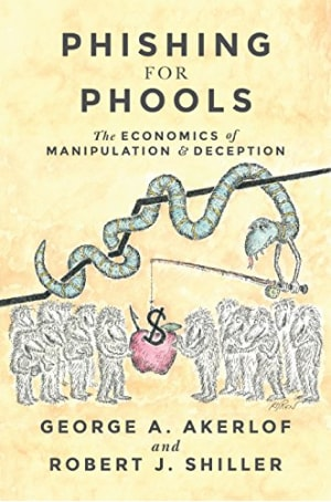 Phishing for Phools Book Cover