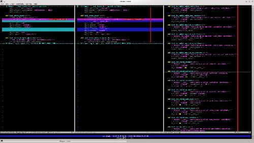 Vim Screenshot 2