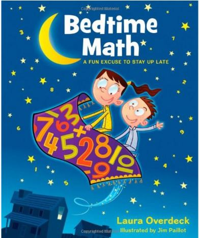 Bedtime Math, A Fun Excuse to Stay up Late