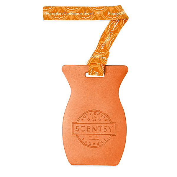 Picture of Pumpkin Cinnamon Swirl Scentsy Car Bar