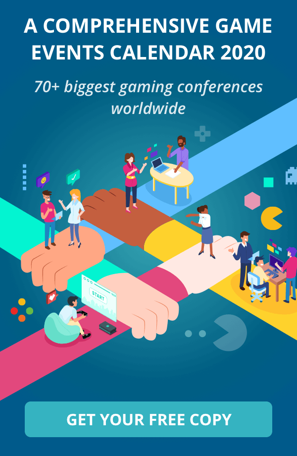 Games Industry Calendar: Events 2020 | LocalizeDirect