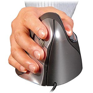 The Evoluent upright mouse I use.