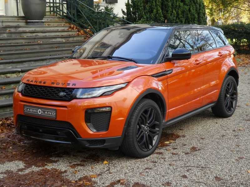 Land Rover Range Rover Evoque 2.0 Si4 HSE Dynamic afbeelding 12