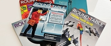 Round The Table Magazine