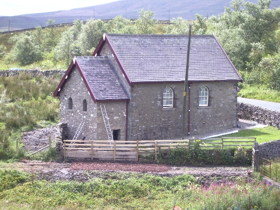 Hawes Junction (Mount Zion) Chapel