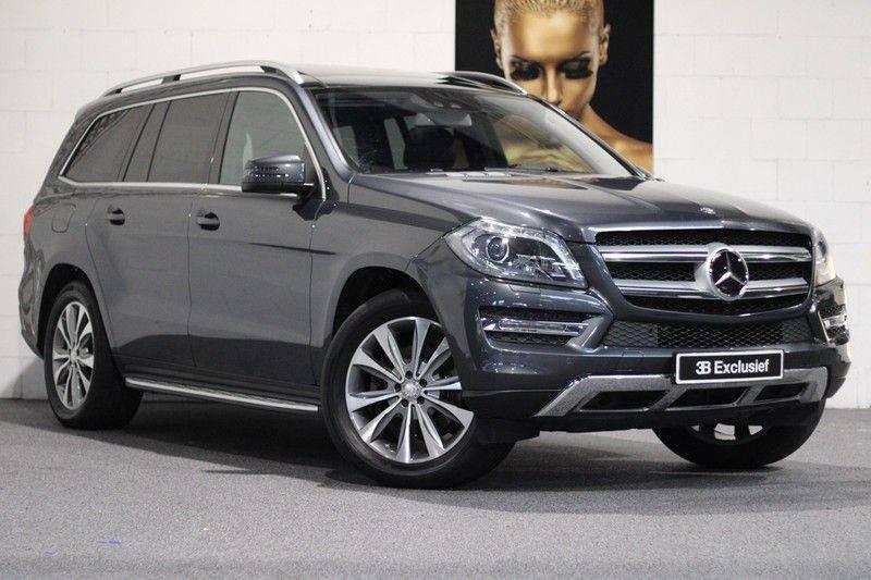 Mercedes-Benz GL-Klasse 400 4-Matic Pan.dak, 7-zits, 360 Camera afbeelding 1