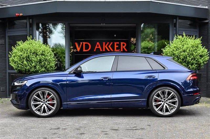 Audi Q8 55 TFSI S-LINE+23INCH+PANO.DAK+360CAM+BLACKLOOK afbeelding 6