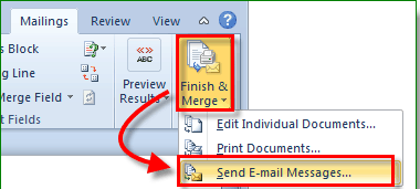 How To Send Personalized Mass Emails Outlook 2016 How to