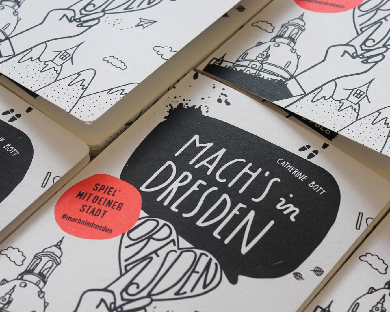 Bücher vom City Guide Mach's in Dresden