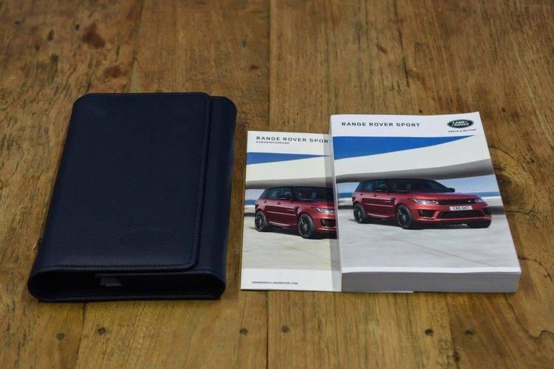 Land Rover Range Rover Sport P400e Autobiography Dynamic, 404 PK, Pano/Dak, Luchtvering, Adapt./Cruise, Soft/Close, 57DKM!! afbeelding 8