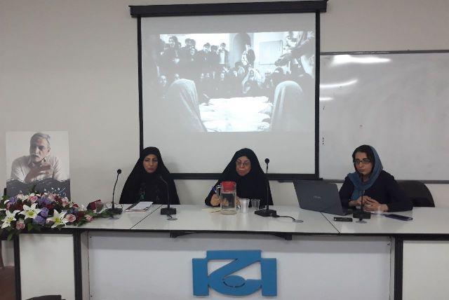زنان در جنگ هشت ساله ایران و عراق