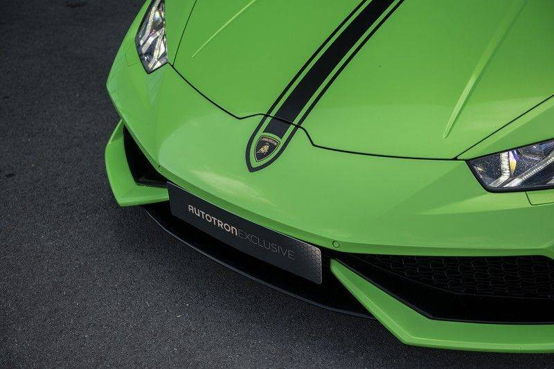 Lamborghini Huracan 5.2 V10 LP610-4 Blue Eye + Carbon Spoiler + LIFTING + Achteruitrijcamera afbeelding 10