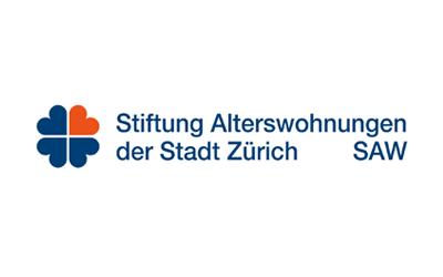 Logo Stiftung Alterswohnen Stadt Zürich