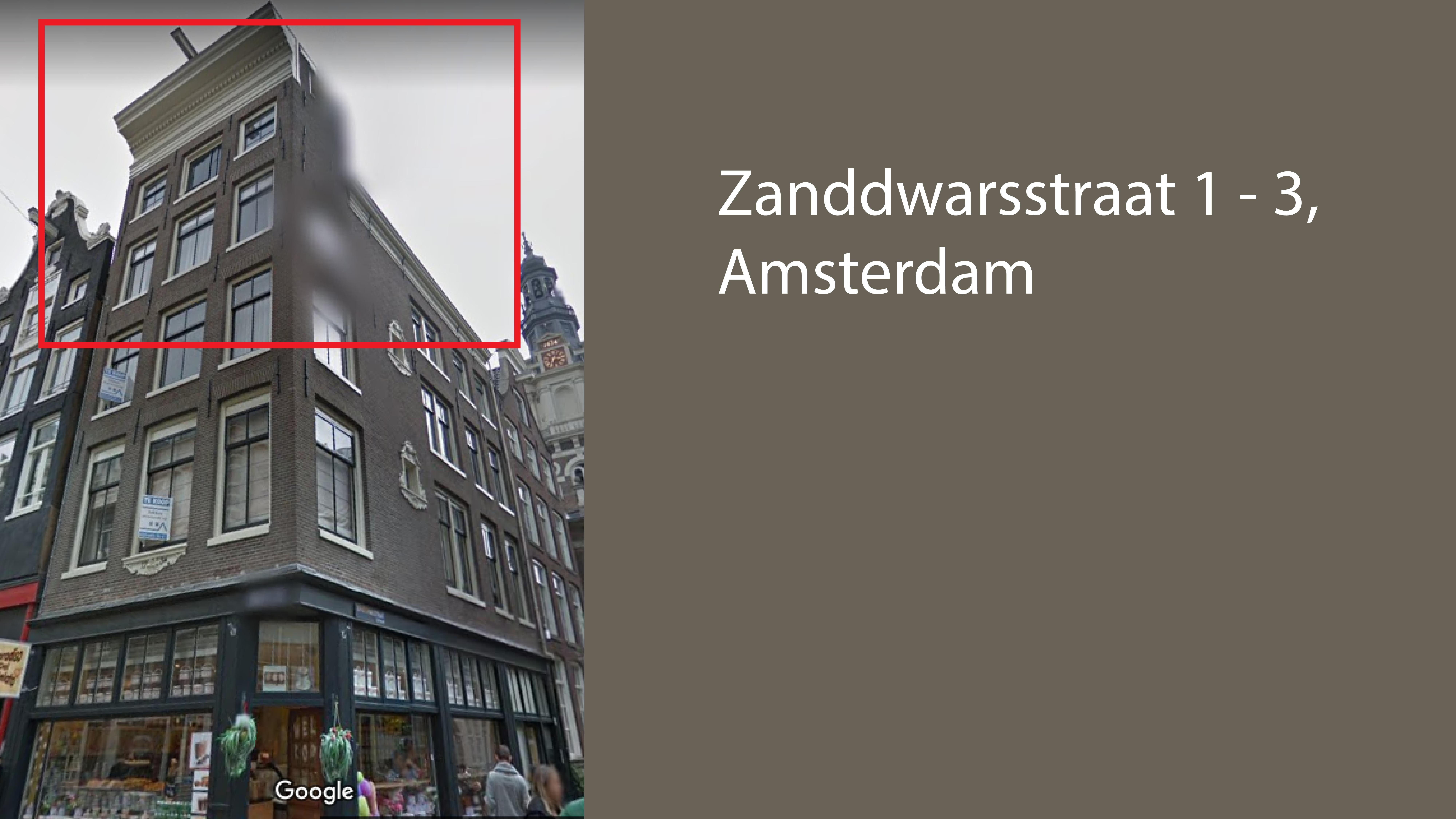 Zanddwarsstraat 1-3