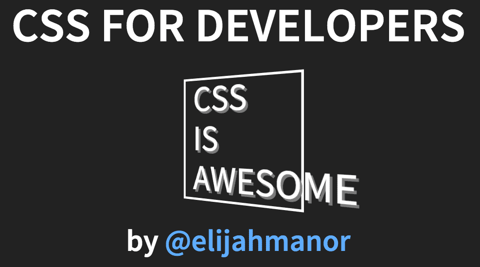 css for devs