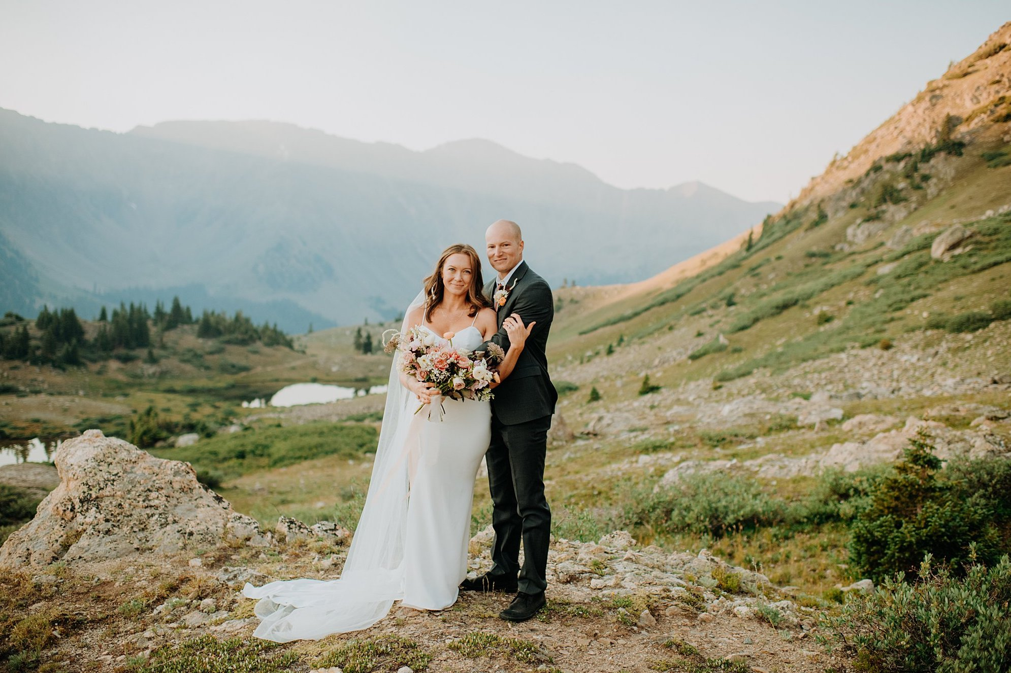 Loveland Pass Elopement Packages