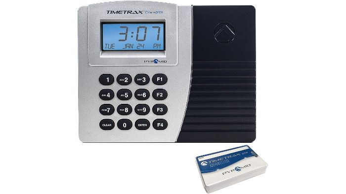 TimeTrax Eliete Prox Proximity Time Clock