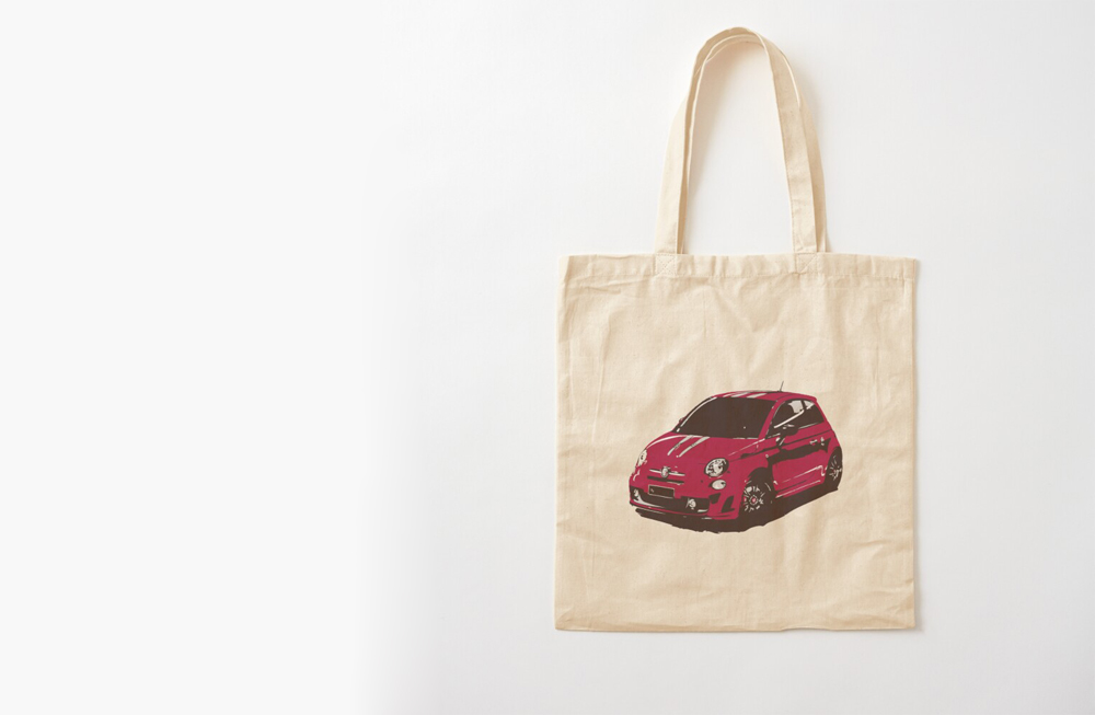 Cotton Tote Bags by thespeedart