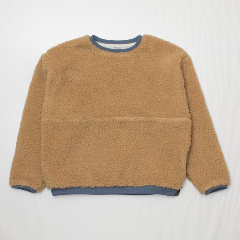 Vintage boa fleece
