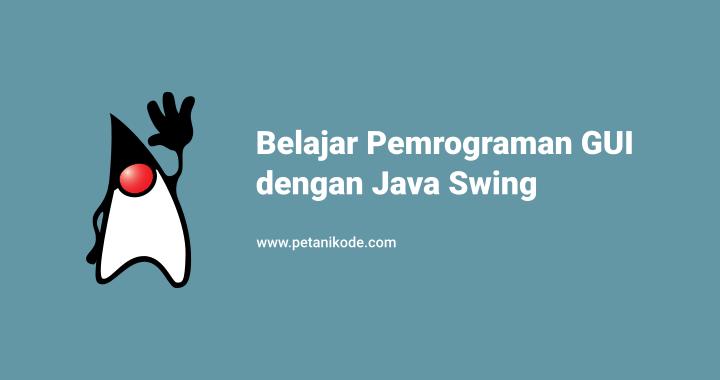Java Swing Click