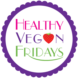 Healthy Vegan Fridays Badge