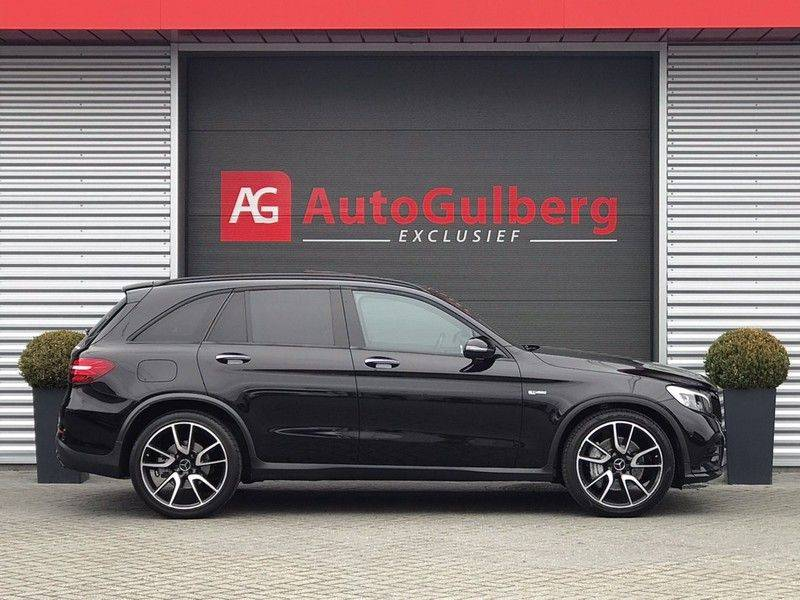 Mercedes-Benz GLC 43 AMG 4MATIC 367PK ACC, Pano, Memory Seats, 360* Camera, Luchtvering, Command Online, Lane Assist, 20INCH afbeelding 3