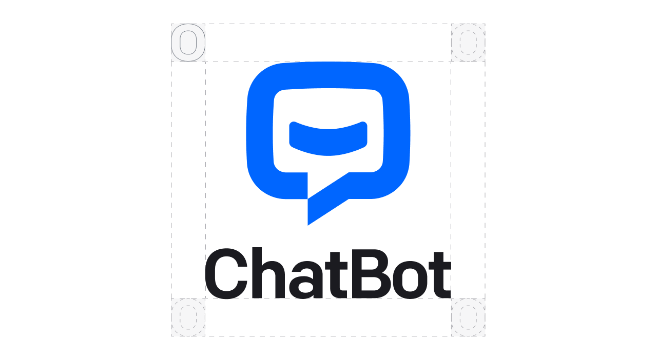 ChatBot logo clear space