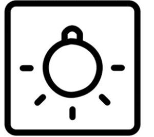lampje icoon